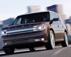 Новый Ford Flex 2012: характеристики, видео, фото