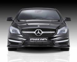 Mercedes CLA GT-R 2014 от Piecha Design (фото, видео)