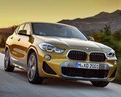 Представлен новый BMW X2 2018 (фото, видео, цена)