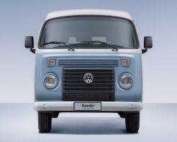 «Прощальный» Volkswagen Kombi Last Edition 2013