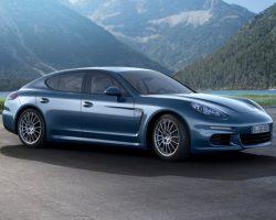 Дизельный Porsche Panamera 2014 года