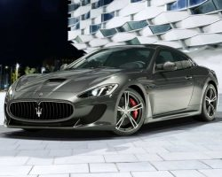 Представлен Maserati GranTurismo MC Stradale 2014