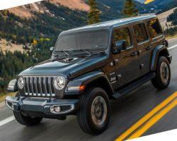Представлен новый Jeep Wrangler 2018 модельного года (фото, цена, видео)