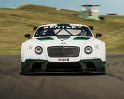 Гоночный Bentley Continental GT3 Racecar 2014