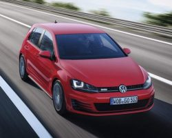 Volkswagen Golf GTD 2014: цена, фото, характеристиками