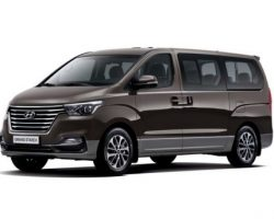 Представлен новый Hyundai H-1 (Grand Starex) 2018-2019 (фото, цена)