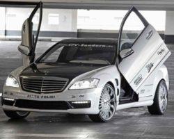 Тюнинг Mercedes S65 AMG от CFC-Sundern