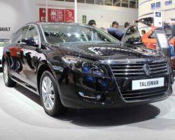 Renault Talisman 2013: фото, характеристики, цена
