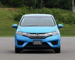 Рассекречен Honda Fit (Jazz) 2014 года