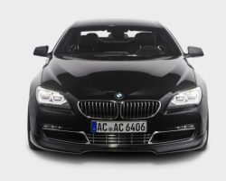 Тюнинг BMW 6-Series Gran Coupe 2013 от AC Schnitzer (фото, видео)