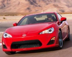 Новый Toyota Scion FR-S 2013: фото, характеристики, цена