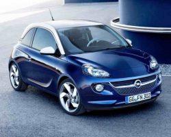 Opel Adam 2014-2015: цена, фото, характеристики, видео