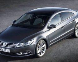 Volkswagen Passat CC 2012: обзор, фото, цена