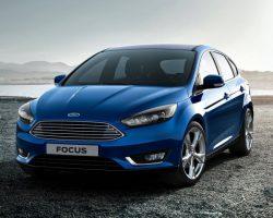 Ford Focus 2015 в России (цена, фото)