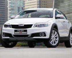 Рассекречен кроссовер Qoros 3 City SUV 2016