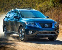 Кроссовер Nissan Pathfinder 2014 в России