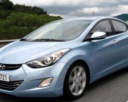 Hyundai Elantra назван Автомобилем года в США