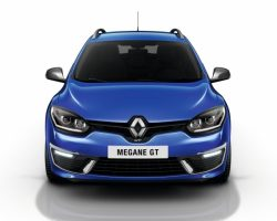 Обновленная линейка Renault Megane 2014