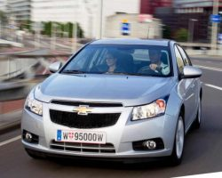 Chevrolet Cruze 2013: цена, фото, характеристики