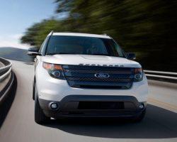 Цены на Ford Explorer Sport 2013 в России