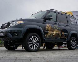 Новый УАЗ Патриот 2017 года (цена, фото, характеристики)