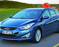 Hyundai i40 Универсал 2012: цена, фото, характеристики