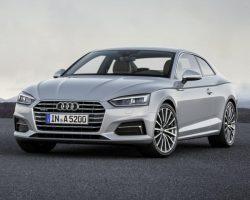 Представлены новые купе Audi A5 2017 и S5 2017 (фото, цена)