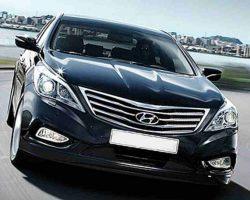 Hyundai Grandeur 2012 в России: характеристики, видео, фото