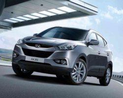 Hyundai ix35 2012 в России: комплектации, цены, фото