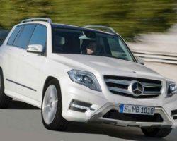 Новый Mercedes GLK 2013: фото, характеристики, цена