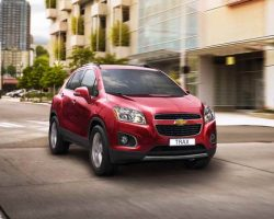Новый Chevrolet Tracker 2013-2014: цена, фото, характеристики