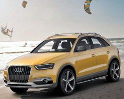 Концепт Audi Q3 Jinlong Yufeng 2012: фото, характеристики