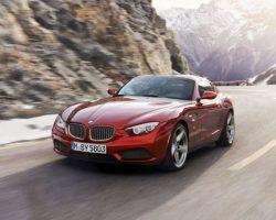 Купе BMW Zagato 2012: фото, видео