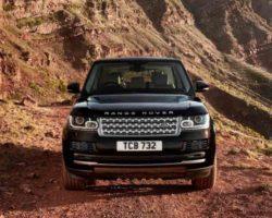 Новый Land Rover Range Rover 2013: фото, цена, характеристики