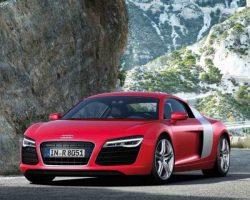 Российские цены на Audi R8 2015 года