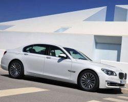 Седан BMW 7-Series 2013: фото, цена, характеристики