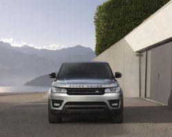 Обновленный Land Rover Range Rover Sport 2017 (фото, цена)