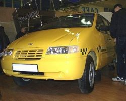 ЛАДА-такси от АвтоВАЗа