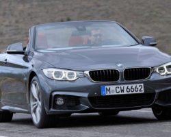 Новый кабриолет BMW 4-Series Convertible 2014