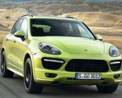 Porsche Cayenne GTS 2013: фото, характеристики, цена