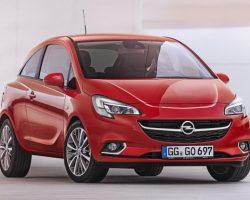 Представлен новый Opel Corsa 2015