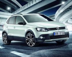 Volkswagen CrossPolo Urban White 2013: фото, характеристики