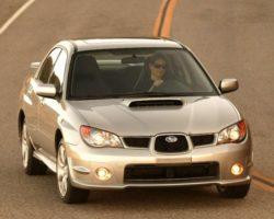 В России отзывают Subaru Impreza, WRX и WRX STI 2004-2007