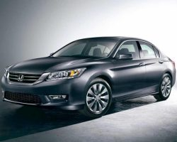 Honda Accord 2013 для США: фото, характеристики, видео