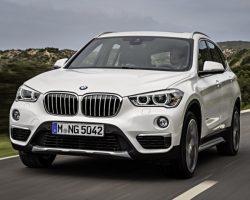 Новый BMW X1 2015 – 2016  в России (фото, цена)