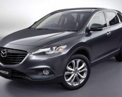 Мазда CX-9 2013: цена, фото, характеристики