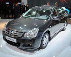 Nissan Almera 2014 от АвтоВАЗа: цена, фото, характеристики