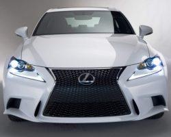 Lexus IS 2014: цена, фото, характеристики