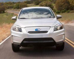 Новый Toyota RAV4 EV 2013: фото, характеристики, цена
