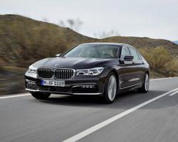 Новый BMW 7-Series 2016 G11 в России (цена, фото)